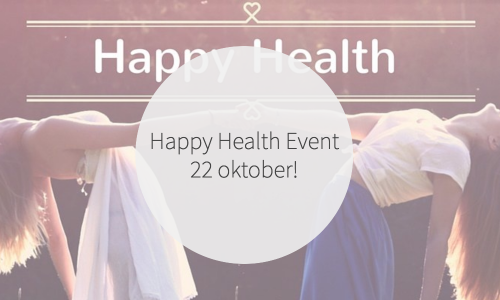 Happy Health Event – Yelp, Loka Voeding & Palace of Bliss