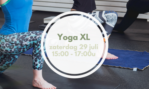 Yoga XL – Strong Arm Balancing | 29 juli 15:00 – 17:00u