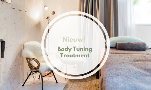 [NIEUW] Body Tuning Treatment met kristallen stemvorken