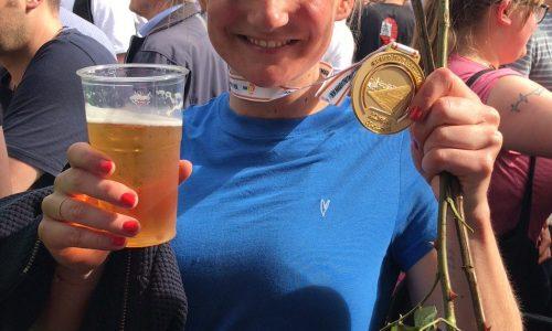 3 tips van Aniek om met een smile de marathon te rennen