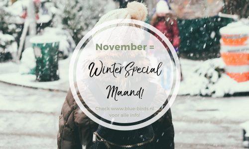 Winter Specials bij Bluebirds!